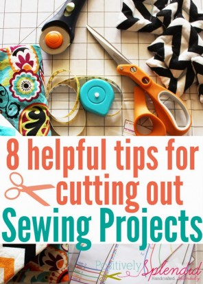 8 helpful tips for sewing