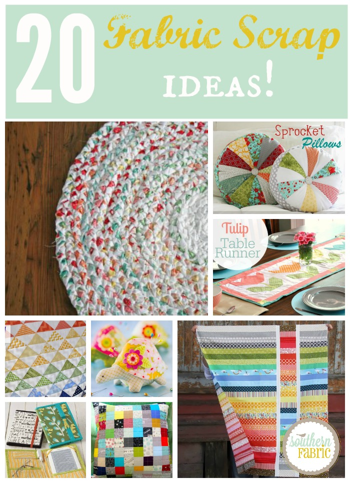 Diy Crafts Fabric Scraps