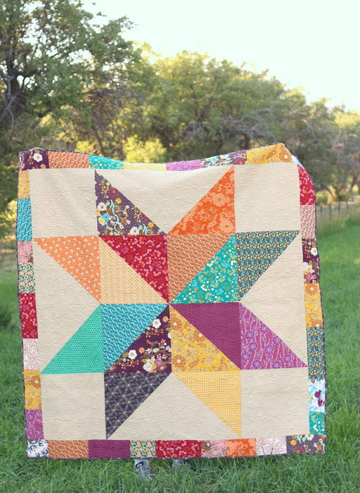giant-lone-star-quilt