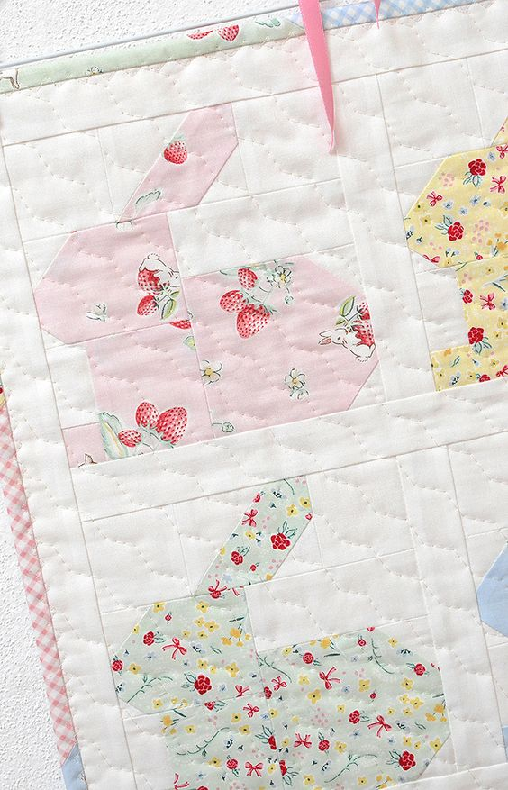8 Great Easter Quilts And Patterns Southern