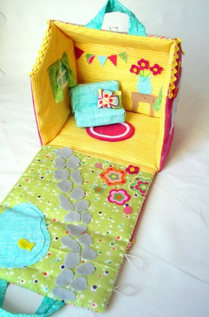 crafting for little one