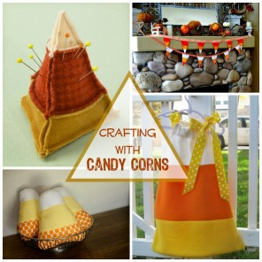 Candy Corn Crafting