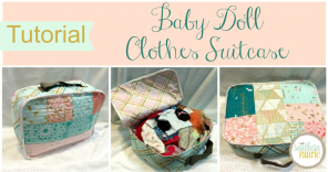 baby doll suit case